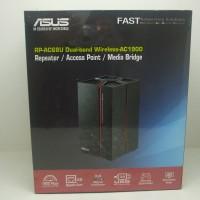 harga ASUS RP-AC68U AC1900 WIRELESS REPEATER ROUTER Tokopedia.com
