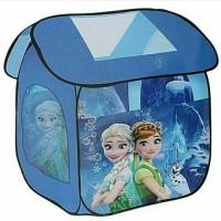 mainan anak murah Tenda Rumah Frozen