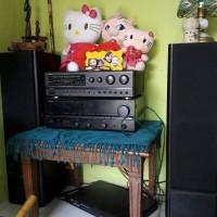 harga Speaker Florstanding Heco (Pasif speaker) Free Amply Denon dan BMB Tokopedia.com