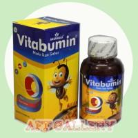 Jual Vitabumin - Madu Anak Sehat Albumin Murah