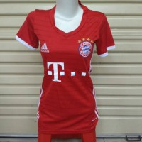 JERSEY LADIES BAYERN MUENCHEN HOME 2016/2017