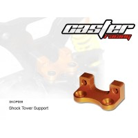 SKOP059 Rc Car Caster Racing 1/10 SHOCK TOWER SUPPORT SCT10 S10T S10b