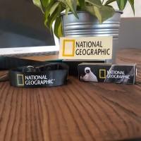 Tali / Gantungan Id Card / Lanyard National Geographic NatGeo