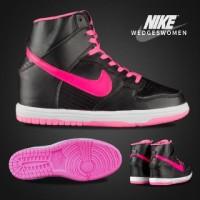 Sepatu wanita termurah Nike wedges boost women Nw2