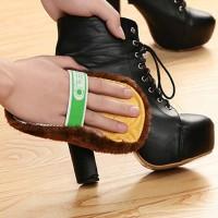 Semir Sepatu jaket tas Kulit / Leather Shoe Polish terbuat dari wool