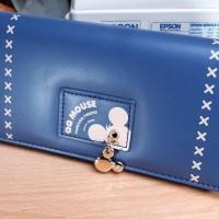 harga Dompet Cewek / Wanita Import Cina Korean Wallet  Mickey Mouse Lucu Tokopedia.com