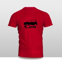 Kaos Baju Pakaian MOBIL DAIHATSU CERIA Murah