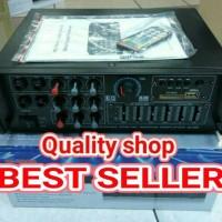 power mixer 4 channel elsem usb sd dan equalizer