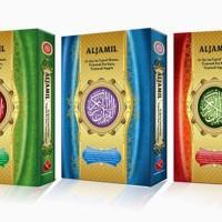 Al Jamil: Al Quran Terjemahan 3 Bahasa (Arab-Indonesia-Inggris) Uk A4