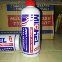 Michel Liquid Tire Sealant 500ml (Cairan Penambal Ban Bocor Otomatis)