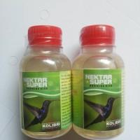 harga ASLI! Nektar Super Kolibri untuk Burung Kolibri Srigantil Kombo Tokopedia.com