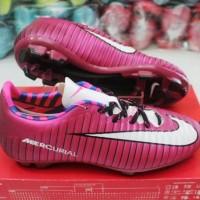 sepatu Bola Nike Mercurial Finale Orange KW Super (soccer,bola)