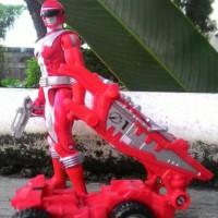 bouken red ranger