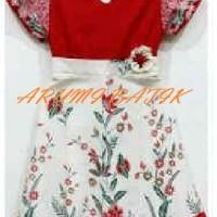 harga Dress / Dres / Terusan / Baju Batik Anak Perempuan 1165 Tokopedia.com
