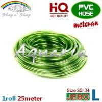 harga JEBO PH-L Quality Hose Selang Air meteran Tokopedia.com
