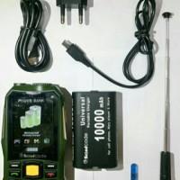Brandcode B81 10.000mAh Battery - HP/ POWERBANK !! Garansi Resmi 1 Th