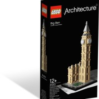 BIG BEN / LEGO / ARCHITECTURE / ORIGINAL / Koleksi / Hobi / Mainan