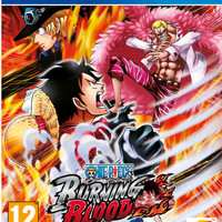 [PS4 - R3] One Piece Burning Blood