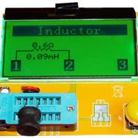 Digital ESR Meter ATMEGA328