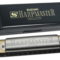 Harmonika Diatonik Suzuki Harpmaster Diatonic Harmonica Free ebook