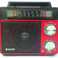 Radio Asatron R-1051 4 band Usb/Radio Recording