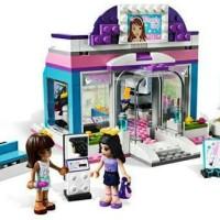 lego friends bela butterfly beauty shop seri 10156