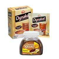 Jual Minuman Cokelat Dynakat & Dyna Choco Spread Durian Murah