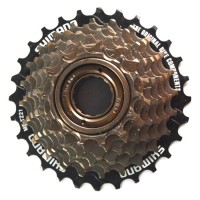 harga Shimano Freewheel Gear Sprocket 7sp 14-28t Tokopedia.com