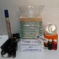 Jual Tungku Aromaterapi Listrik Medium - TL M 2 Murah