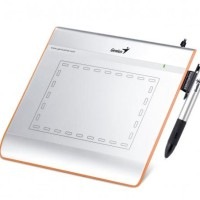 """GENIUS EASYPEN i405x Graphic Tablet 4"""" x 5.5"""" for Painting & Drawing"""