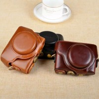 Leather Case Sony RX 100 IV