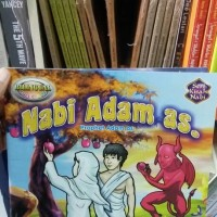 Nabi Adam As. ( Seri Kisah Nabi )