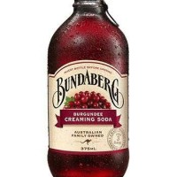 Bundaberg Burgundee Creaming Soda