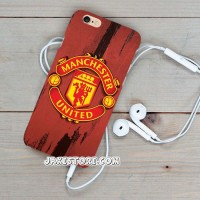 Manchester United 2016 iPhone Hard Case 4 4s 5 5s 5c 6 6s Plus Cover