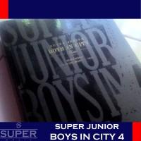 Super Junior Boys in City 4 PARIS