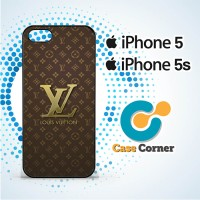 Louis Vuitton Logo HD Case, Cover, Hardcase Iphone 5, Iphone 5s