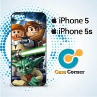 lego star wars 3 wallpaper Case, Cover, Hardcase Iphone 5, Iphone 5s