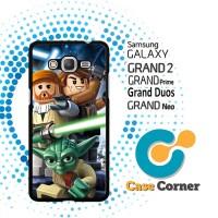 lego star wars 3 wallpaper Case, Cover, Hardcase Samsung Galaxy Grand
