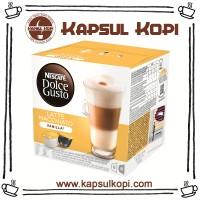 Jual Latte Macchiato Vanilla Kapsul Kopi Nescafe Dolce Gusto NDG Capsule Murah