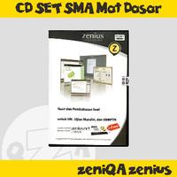 Zenius Multimedia Learning CD SMA [Teori dan soal Matematika Dasar]