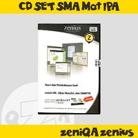Zenius CD SMA [Teori dan soal Matematika IPA]