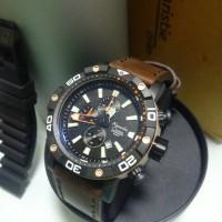 Alexandre Christie AC 6413 Rose Gold Black For Diving