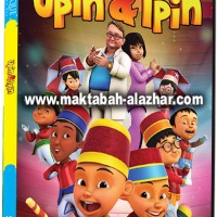 DVD Upin & Ipin Full Season