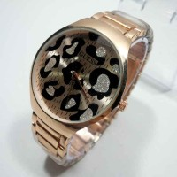 GUESS LORENG ROSEGOLD COVER BROWN BLACK Murah (RU)