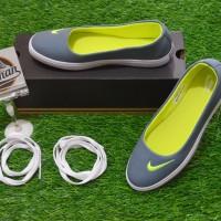 Sepatu Murah Nike Slop Grey Lining Green