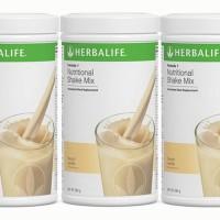herbalife#shake#original ( Vanilla 3pcs )