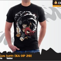KAOS ELEPHANT GUN LUFFY ONE PIECE [KA OP 28]