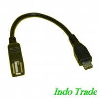 USB Host OTG Adapter Cable Untuk Samsung Galaxy S III / I9300, Galaxy S