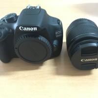 Canon Eos 1200 18-55mm III kit