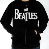 Hoodie Zipper Tha Beatles - Wisata Fashion Shop